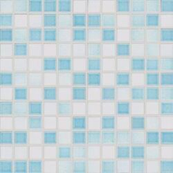 2CX061 30/30 I.j.mozaika city lesklá modrobílá GDM02061