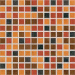 savana 30/30 I.j.mix barev tmavá mozaika 2,3x2,3 GDM02215