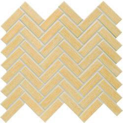 denim 30/30 I.j.mozaika žlutá GDMAJ006-;mozaika k dlažbě interiérové žlutá, PEI 4, rozměr 30x30 (2,3x7,3,1), balení = 0,36m2 = 4ks
