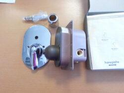 HG Talis E ibox M3 13520180+Talis S vanová bat.pod om.chr.32405000(6099013520SET)