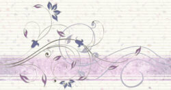 organza lila dec.B20 31,6/60 I.j.