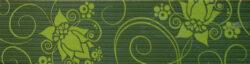 organza list.B26 pistacho 15/60 I.j.-dekor rozměr 15x60 cm