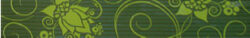organza list.B27 pistacho 6/31,6 I.j.-listela rozměr 6x31,6 cm