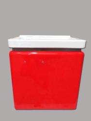 LB STAR skříňka spodní bez umyvadla ST55.3020 červená lesklá(66000ST553020)