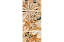 botanica 45/100 I.j.inzerto oranžová (set á4ks) WITP3021-;inzerto k obkladu oranžové, SET á 4ks, rozměr 45x100, balení = 0,45m2 = 1set