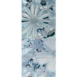 botanica 45/100 I.j.inzerto modrá (set á4ks) WITP3022-;inzerto k obkladu modré, SET á 4ks, rozměr 45x100, balení = 0,45m2 = 1set