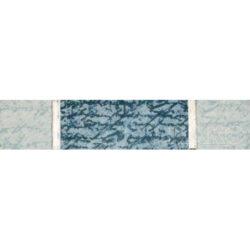 litera 25/5 I.j.modrá listela WLAGE049-;listela k obkladu modrá, rozměr 25x5, balení = 0,18m2 = 14ks