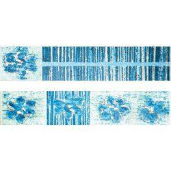 india modrá listela 25/5 (set á 2ks) WLAGE252 I.j.