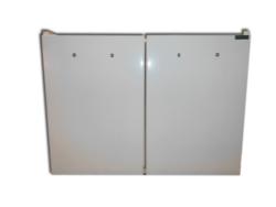 LB CLASS PCL17.LL skříňka závěsná bez umyvadla  bílá/bílá/ZRUŠENO/-Skříňka pod umyvadlo bílá lesklá PCL17.LL - vhodná do každé koupelny. Ke skříňce je možno koupit umyvadlo PRO S 1096.3 60 cm za 2 918 Kč vč. DPH. Viz foto